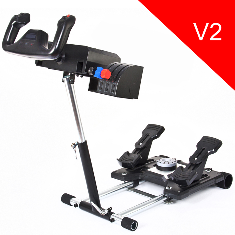 7623d49b3b2 Wheel Stand Pro - Our Humble Blog  Flight Simulator Stands - Now ...