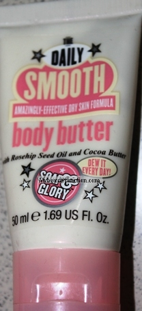 Soap and Glory skin care haul from Boots Middle East