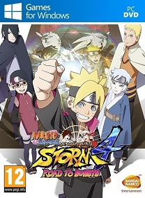 Naruto Shippuden Ultimate Ninja STORM 4 Road to Boruto Full Version + DLC (CODEX)