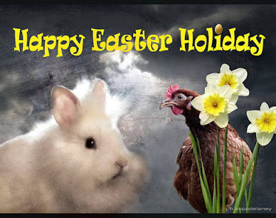 Happy Easter Holidays