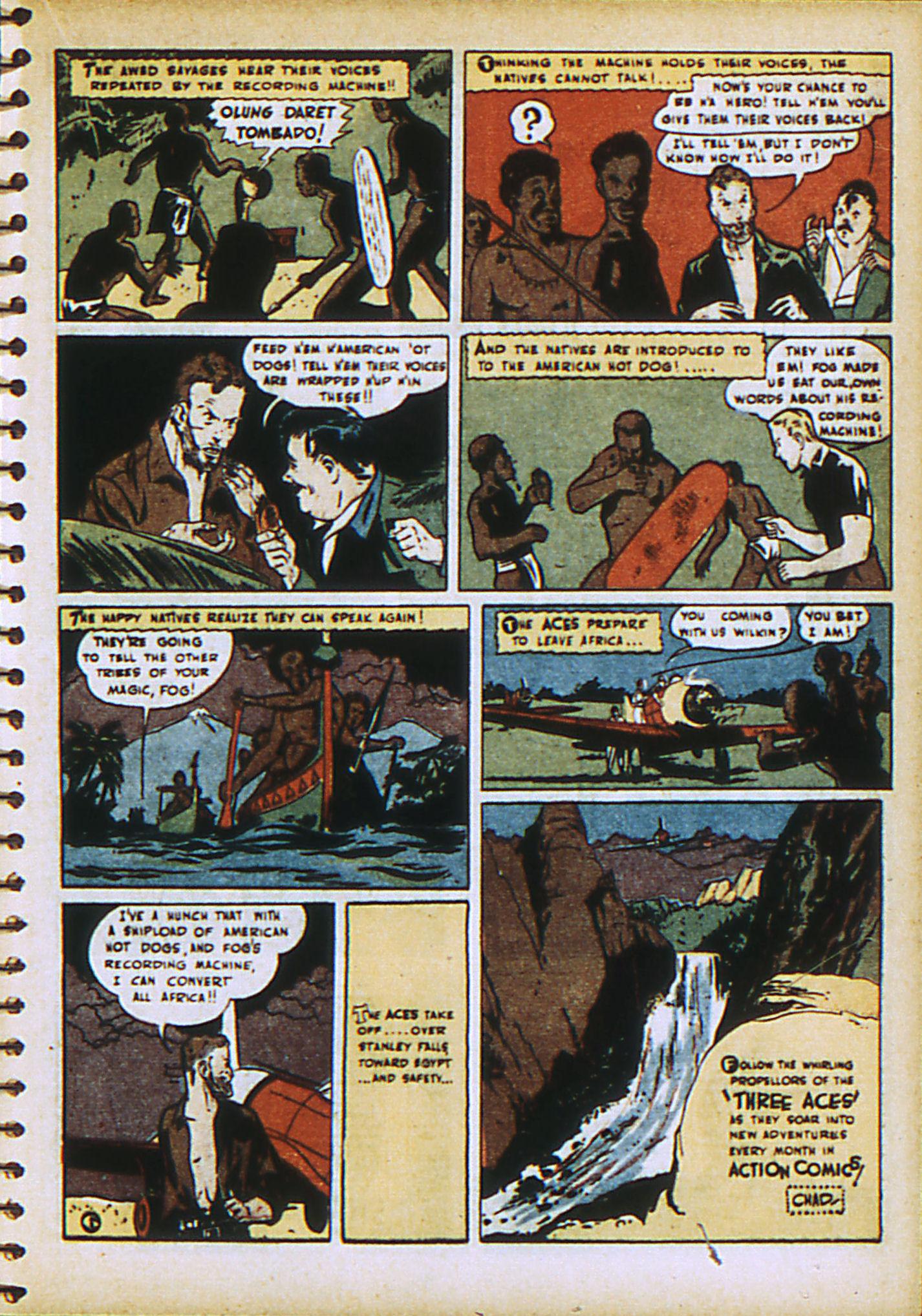 Action Comics (1938) 29 Page 37