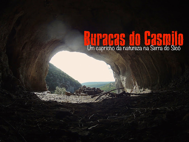 Visitar as Buracas do Casmilo, O que visitar em Portugal