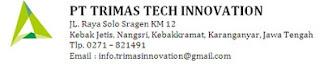 Jatengkarir - Portal Informasi Lowongan Kerja Terbaru di Jawa Tengah dan sekitarnya - Lowongan Kerja di PT Trimas Tech Innovation Karanganyar