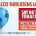 World No Tobacco Day, 31 May 2017