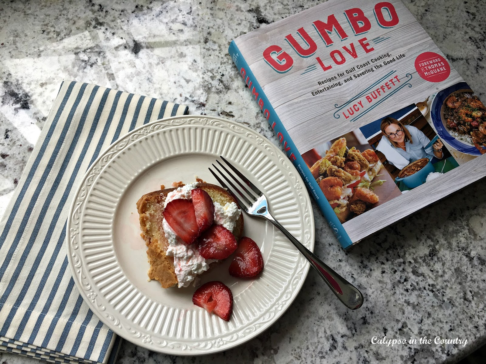 Gumbo Love Review - with a recipe from the book!