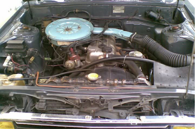 Mesin Toyota Corona TT