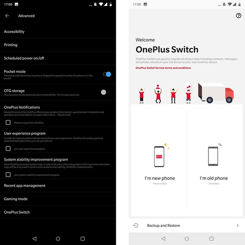 OnePlus 6 Tips and Tricks - Transferring Files From Your Old Smart Phone, To Your New OnePlus 6 Smart Phone