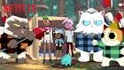 Kipo e os Animonstros, Netflix divulga teaser