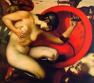 #Amazona - Mitologia Grega