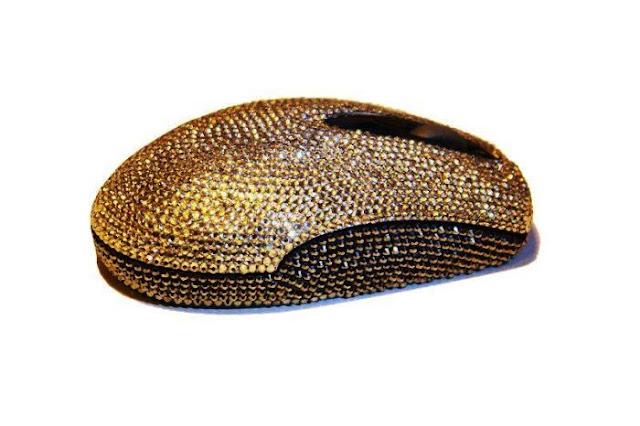 MJ- Luxury VIP Mouse adalah mouse dengan harga paling mahal di dunia