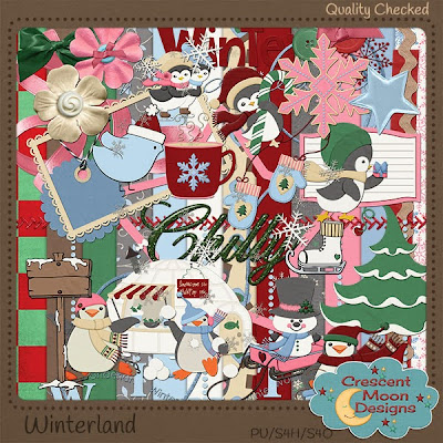 Winterland by Crescent Moon Designs