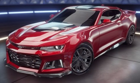 2017 Camaro 50th Anniversary >> Asphalt 9 Legends 2017 Chevrolet Camaro Zl1 50th