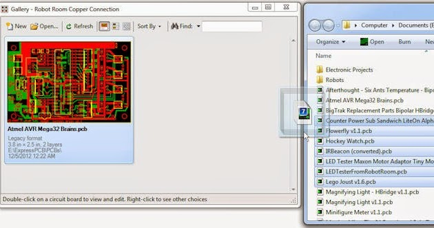 Nerd Club: ExpressPCB to Gerber software