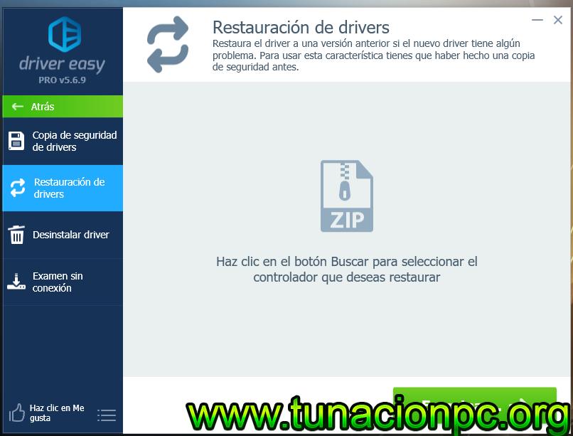 DriverEasy Pro portable con licencia full español