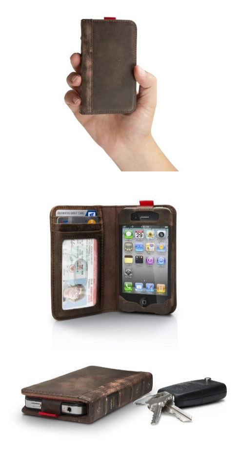 iphone book case