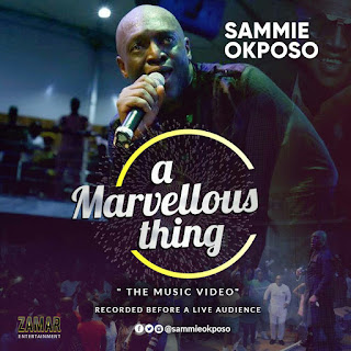 VIDEO: Sammie Okposo – A Marvellous Thing (LIVE) | @SammieOkposo