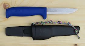 Nůž Hultafors z nerezové oceli