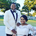See Photos and Video from the white wedding of physically challenged blogger, Lizzy Omoraghon