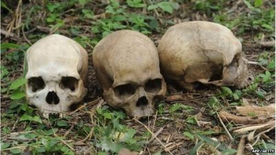 Man arrested for pocession of human skull in Ekiti state