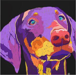 Zazzle-online-dog-art