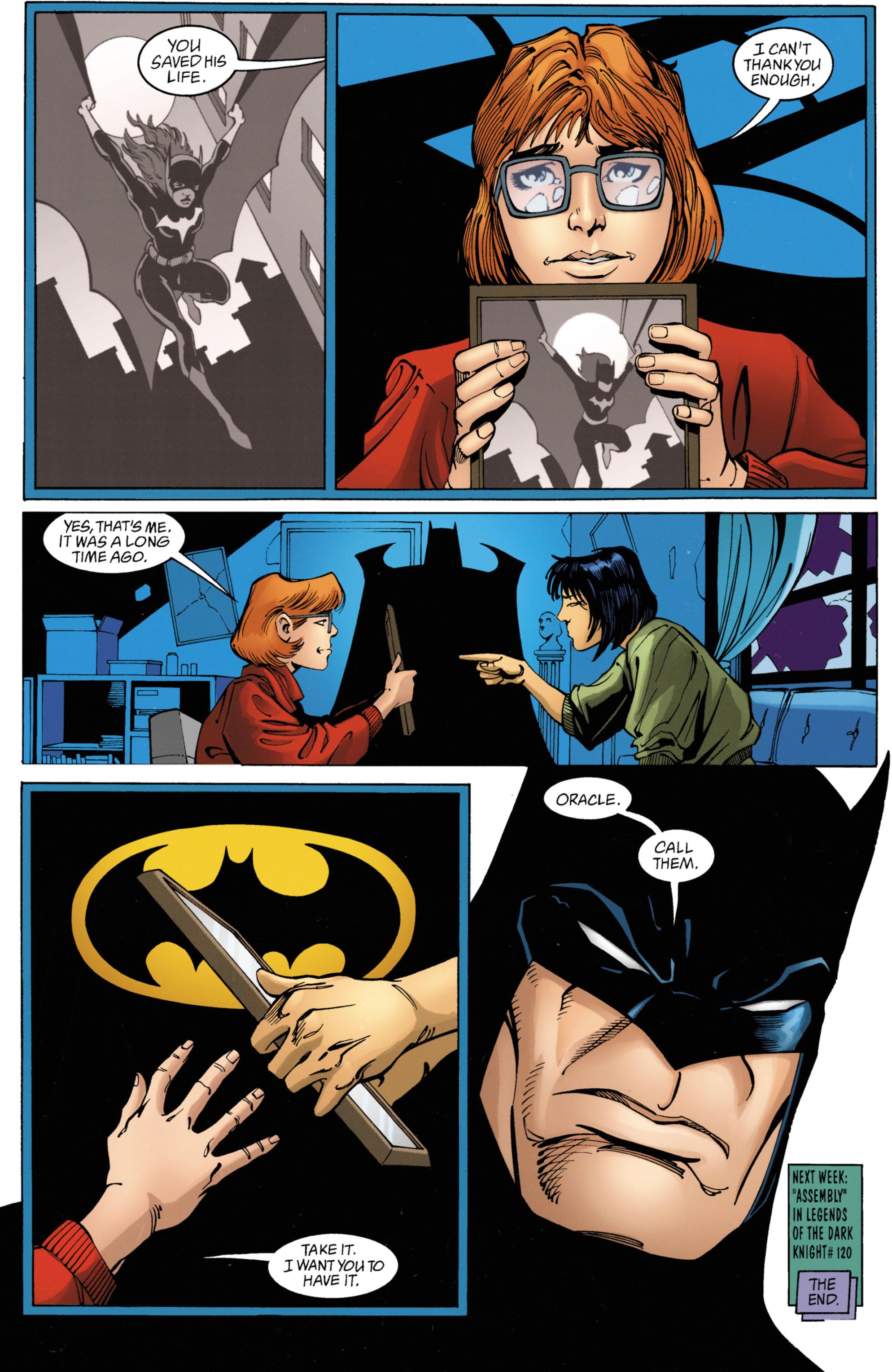 Detective Comics (1937) 734 Page 22
