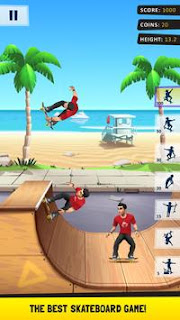 Flip Skater Apk - Skateboard Android Game