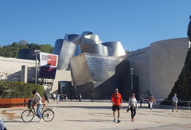 Guggenheim Museum, Bilbao, España, Elisa N, Blog de Viajes, Lifestyle, Travel