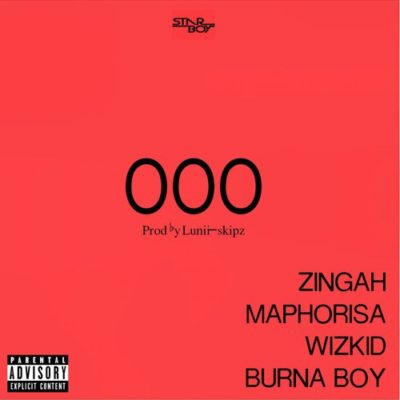 Wizkid – OOO ft. Burna Boy, Zingah & Maphorisa [New Song]-mp3made.com.ng