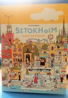 Sztokholm - znam to miasto, Zakamarki, Judith Drews - recenzja