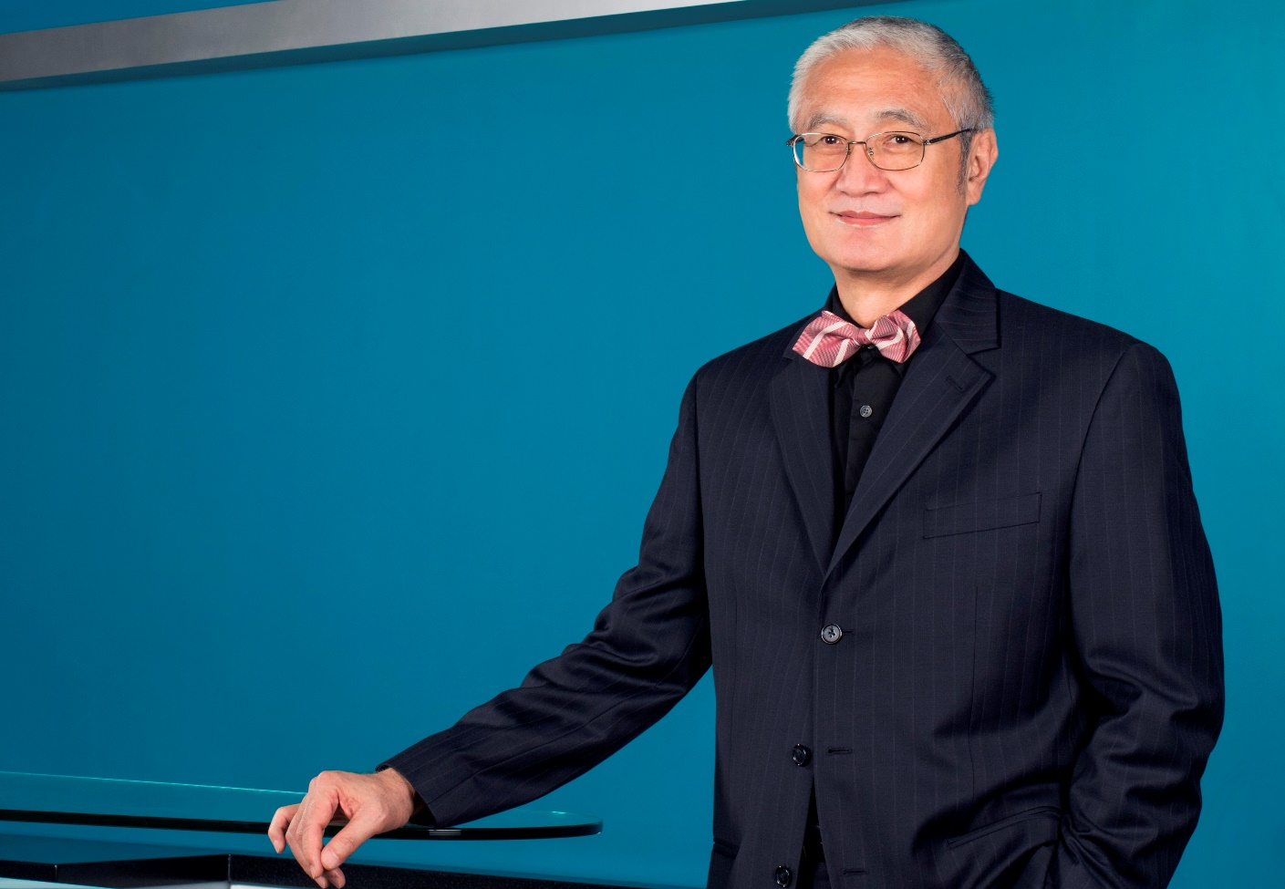 D-Link's new chairman Douglas Hsiao