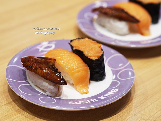 Assorted Sushi RM 6