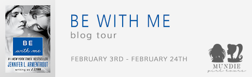 http://mundiemomsblogtours.blogspot.com/2014/01/be-with-me-by-j-lynn-blog-tour.html