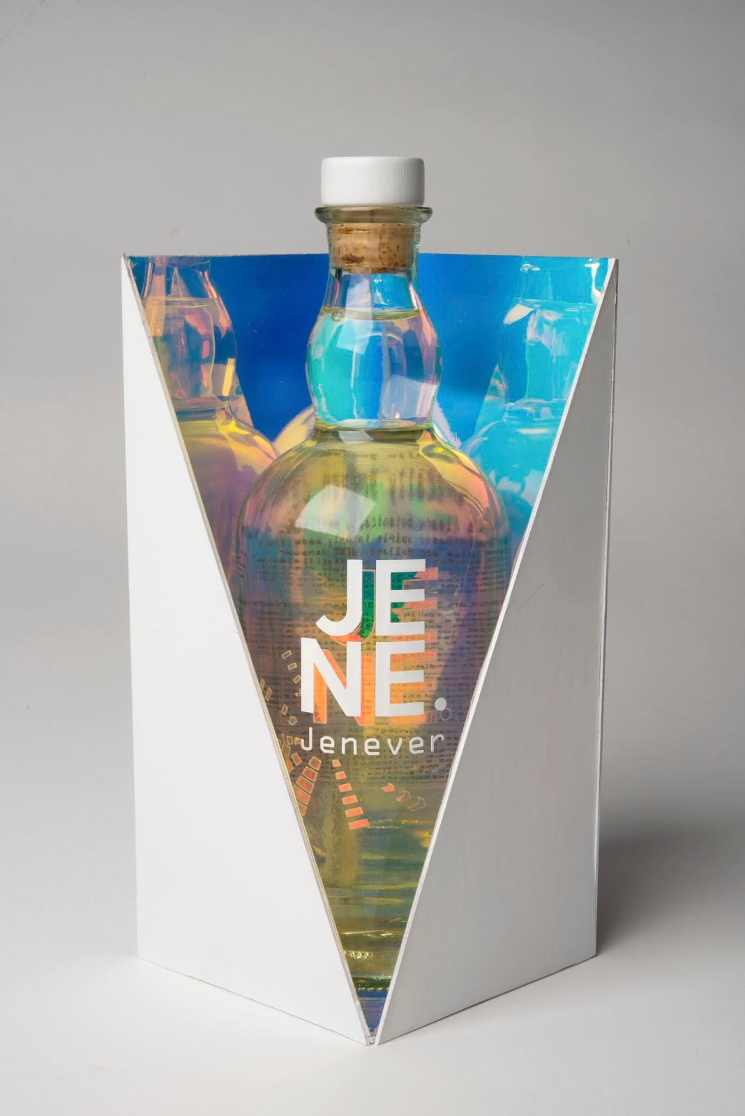 Jene Student Project On Packaging Of The World
