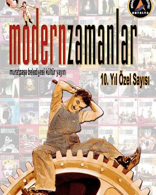 Modern Zamanlar 10. Sayı - Modern Times
