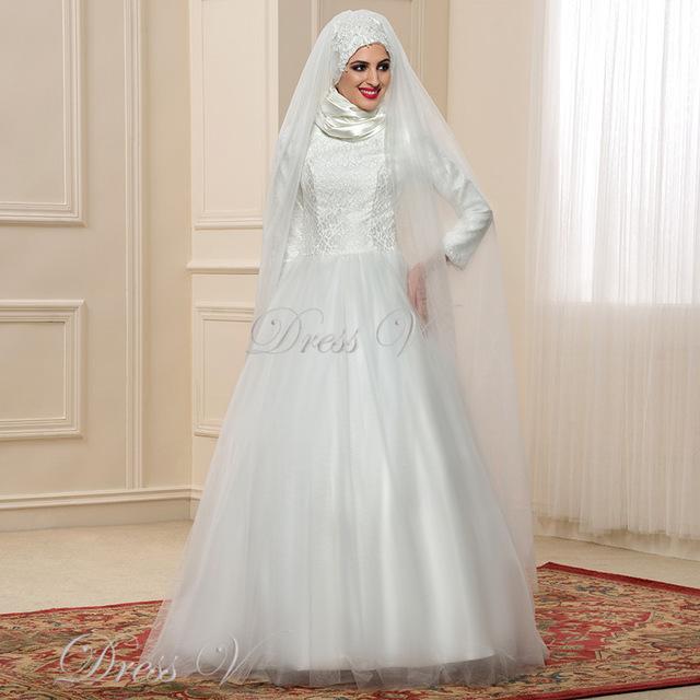 1001 Inspirasi Gaun Pengantin Muslimah Inspirasi Pengantin