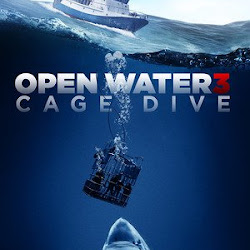 Poster Open Water 3: Cage Dive 2017