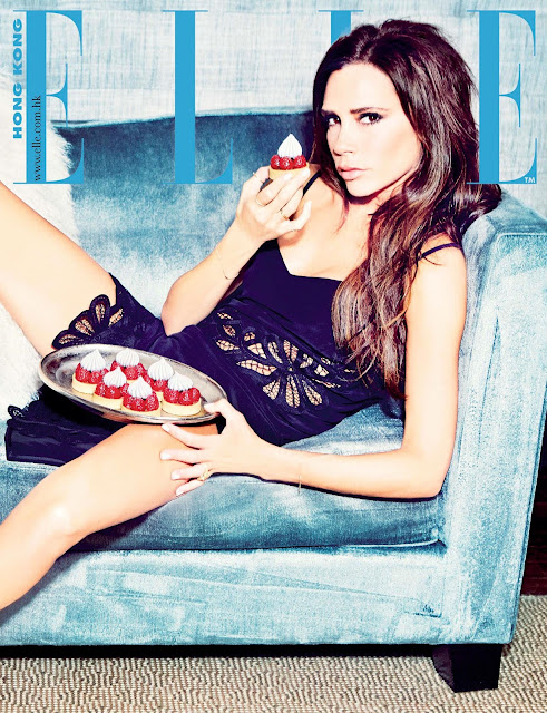 Singer, Model, @ Victoria Beckham - Elle Hong Kong, June 2016