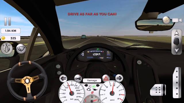 لعبة real driving 3d مهكرة للاندرويد