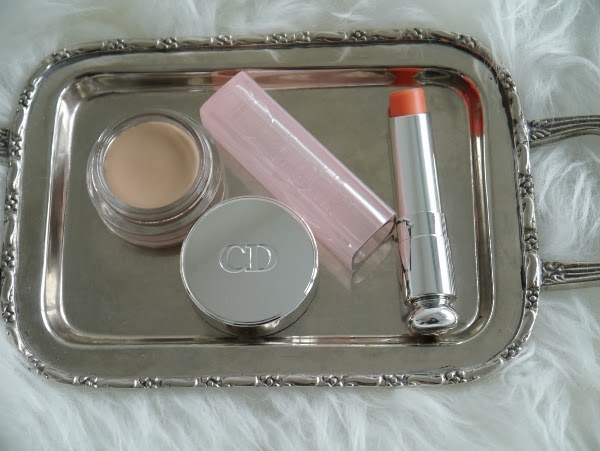 Dior Backstage Eye Prime and Dior Lip Glow