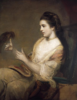 Kitty Fisher and Parrot, 1763/4
