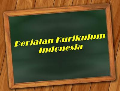Para guru wajib tahu tentang perjalanan kurikulum yang berkembang di Indonesia