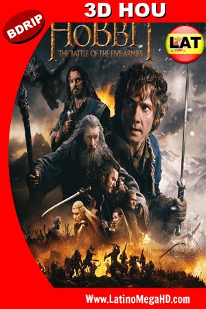 El Hobbit: La batalla de los Cinco Ejércitos Latino (2014)  Full 3D HOU 1080P ()