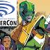 Quadrinho de Power Rangers ganha destaque na Wondercon