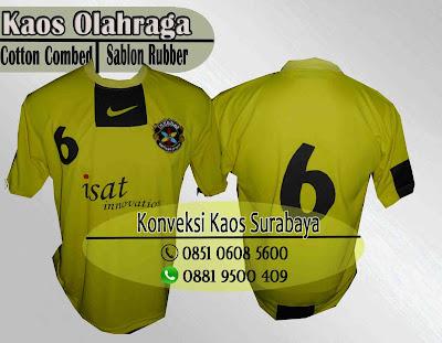 Konveksi Kaos Seragam Olahraga Sekolah Surabaya, pesan kaos seragam olahraga di surabaya