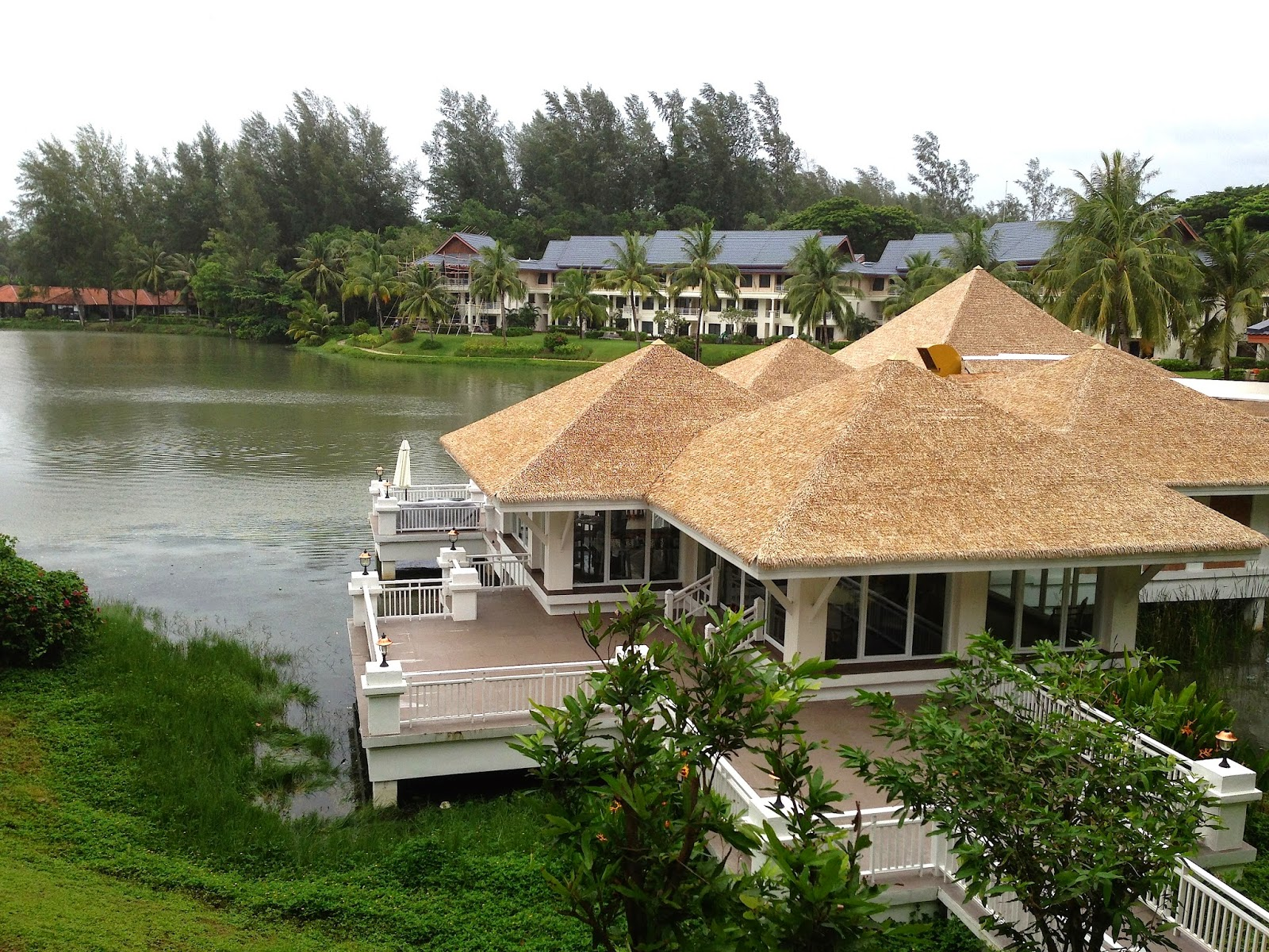 The Club, Outrigger Laguna Phuket Beach Resort
