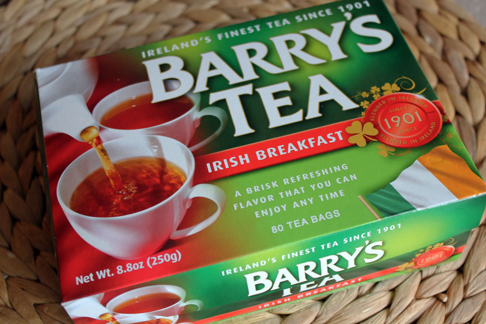 Irish tea Itsy Bits And Pieces