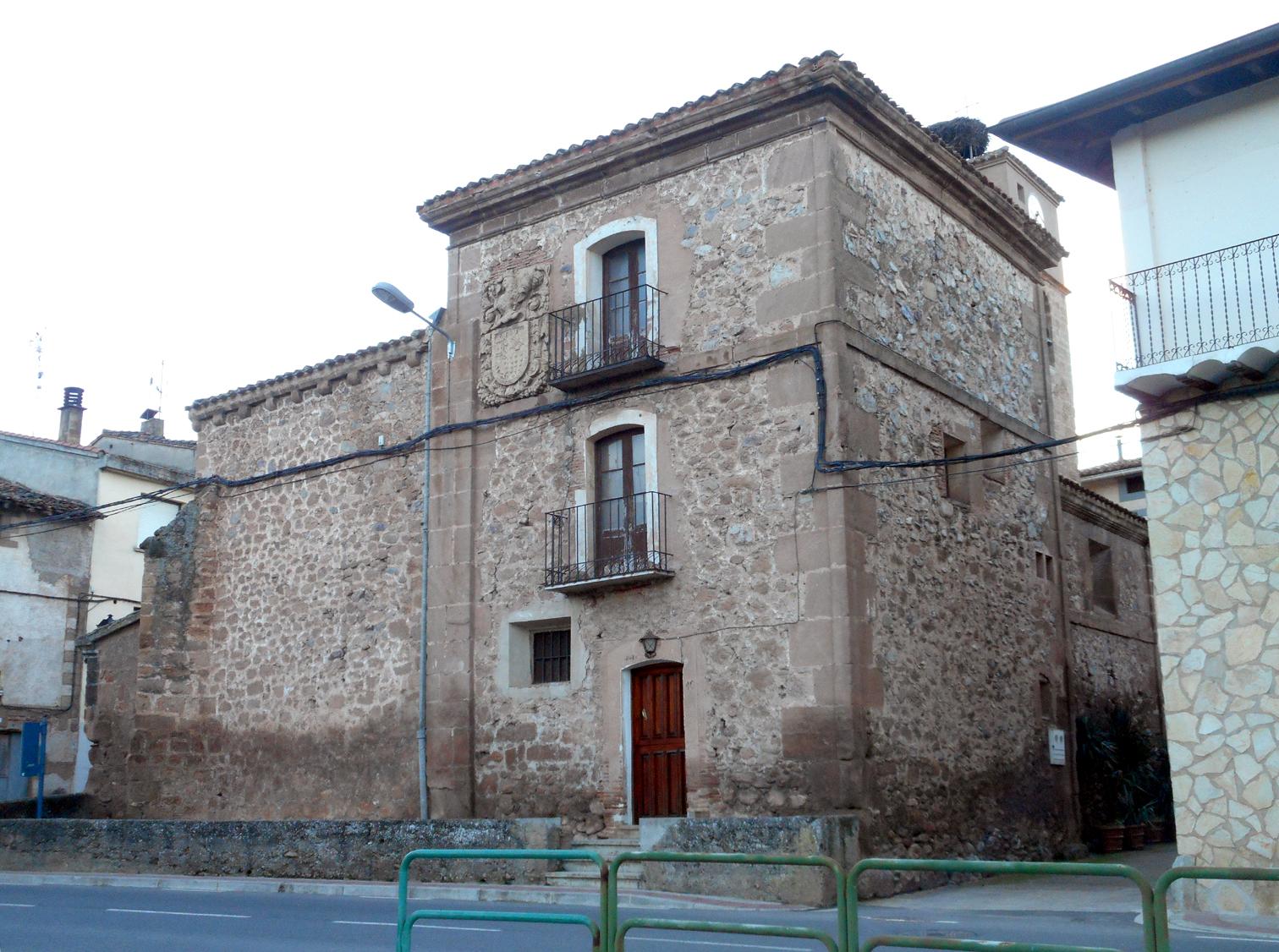 Casas solariegas en la rioja 406 bobadilla otras - Casas prefabricadas la rioja ...