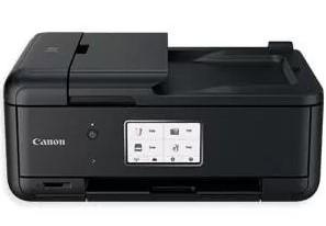 Canon PIXMA TR7550 Descarregar driver para Windows e Linux
