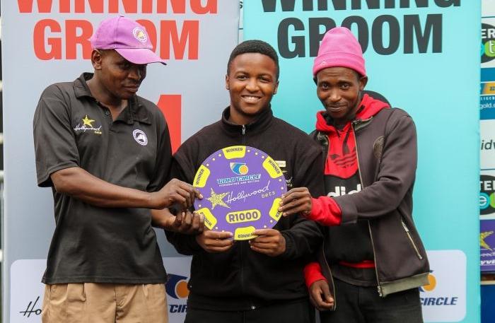 Grooms' Initiative Winners - Dead Heat