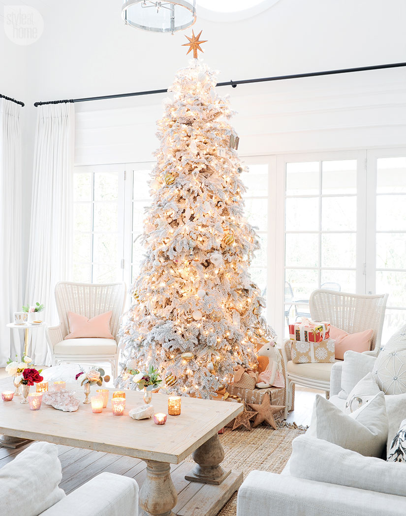12th and White: Best of the Web: Christmas Home Tours